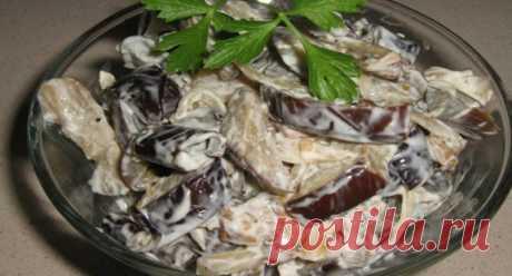 Баклажаны в сметане: теперь готовлю синенькие только так! Вкусно и в горячем, и в холодном виде… Баклажаны — это всегда вкусно, эта истина известна всем гурманам. Совершенно необычный рецепт приготовления баклажанов в сметане. Готовое блюдо по вкусу очень напоминает грибы, а в его приготовлении н…