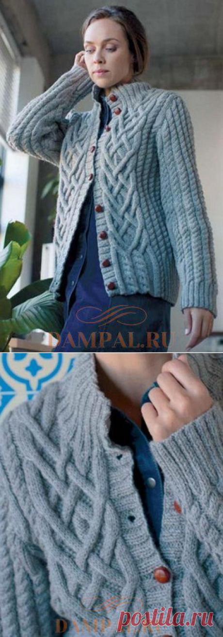 Теплый жакет «Tivoli» | DAMские PALьчики. ru