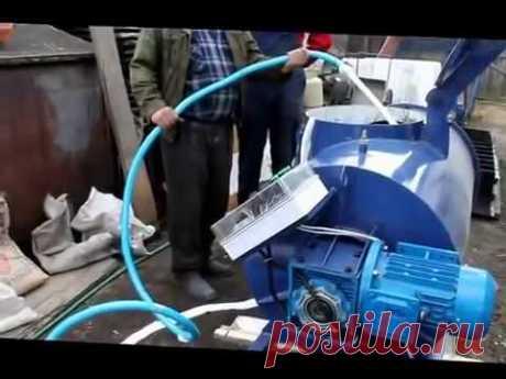 оборудование для пенобетона