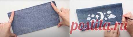 Оригинальные переделки из простых джинсов Джинсы – популярный предмет гардероба, сделанный из крепкой и функциональной ткани. Однако, рано или поздно, они все же изнашиваются. У многих возникает вопрос, что можно сделать из джинсов? Есть неск...
