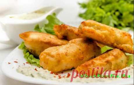 Горячая закуску Чудо-рыбка | Рецепты вкусных блюд Здравствуйте дорогие читатели и любители вкусняшек. Вкусняша нашла хороший рецепт горячей закуски чудо-рыбка