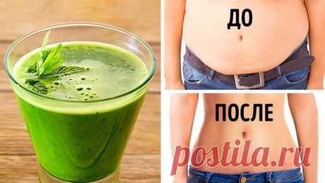 Чудо-напиток для талии: жир начнет плавиться уже в первую ночь