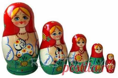 Russian national toy nested doll: history, types of nested dolls, advantage, games with nested dolls for children | the Loving mother