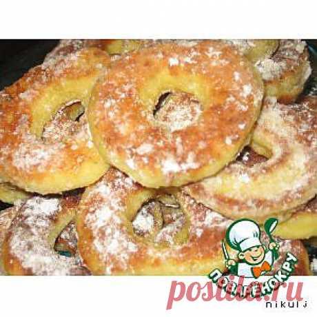 """""""Баранки"""" - кулинарный рецепт"""