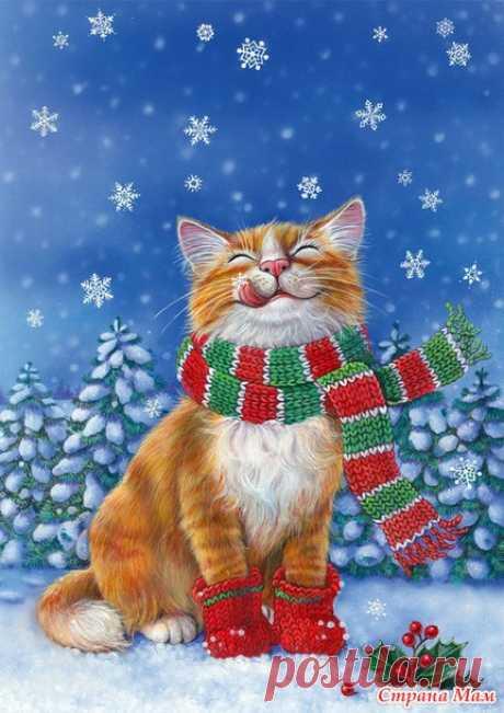 Новогодние и Рождественские картинки
