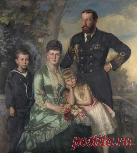 «Немецкий художник Karl Ferdinand Sohn (1848 – 1908)»