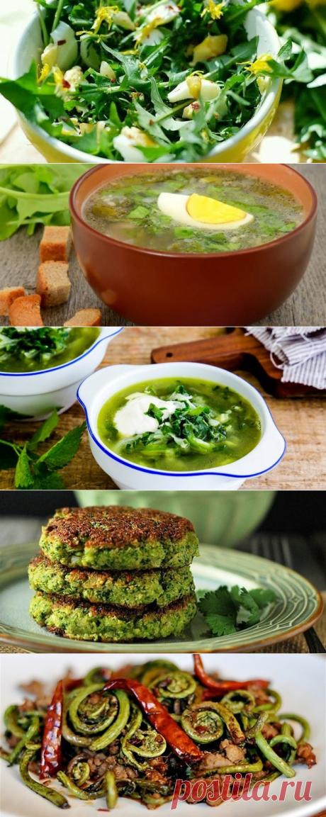 7 необычных летних блюд