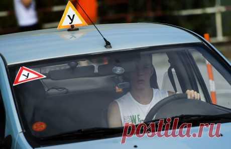 МВД РФ собралось допускать к экзаменам на водительские права с 16 лет