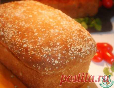 Хлеб для тостов – кулинарный рецепт