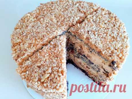 Торт Дамский Каприз очень изобильная начинка! Рецепт королевского торта. | Сладкий Мастер | Яндекс Дзен