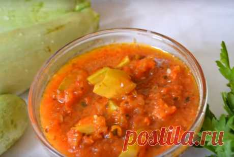 Кабачки с болгарским перцем на зиму: проверенный рецепт вкусной закуски