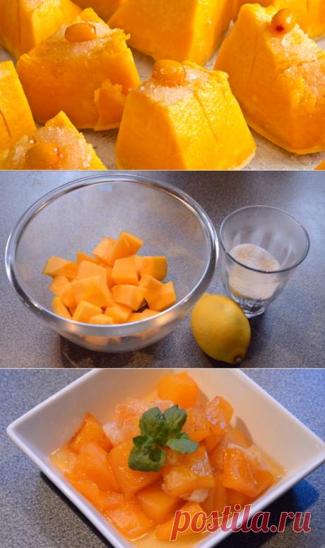 Теперь каждый день всей семьей съедаем по килограмму тыквы - Кулинарный Гуру