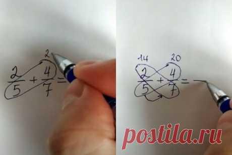 """Математический метод """"бабочки"""" в Сети признали гениальным (2 фото + 1 видео)"""
