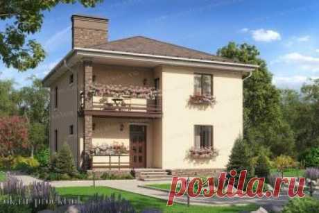 Общая площадь:150 м² Террасы, балконы:15 м²