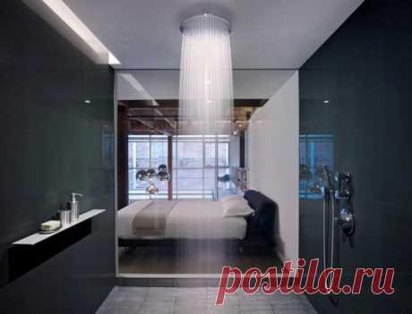 Уникальные душевые комнаты | Мой дом