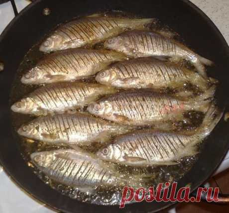 Las novedades interesantes Como asar el pez sin huesos
