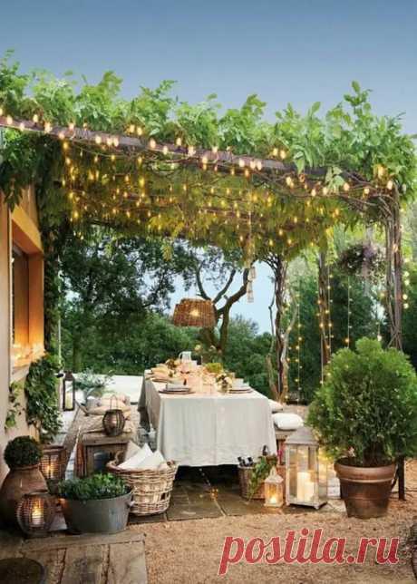 Идеи для украшения вашего сада - Наша дача - медиаплатформа МирТесен