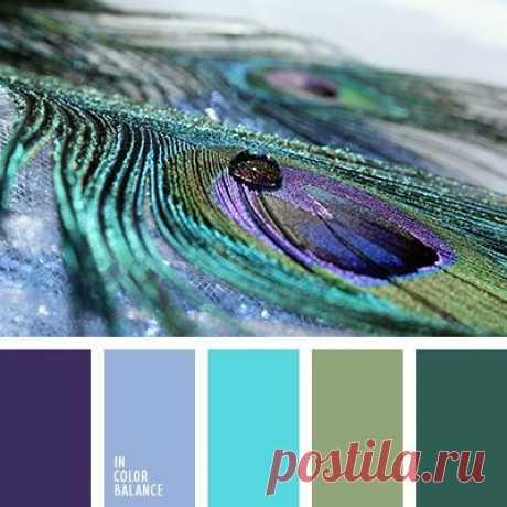 Как подобрать красивые сочетания с цветом морской волны