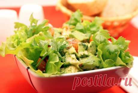 Салат с креветками и авокадо – Рецепт с фото. Рецепты. Салаты. Салаты с рыбой и морепродуктами