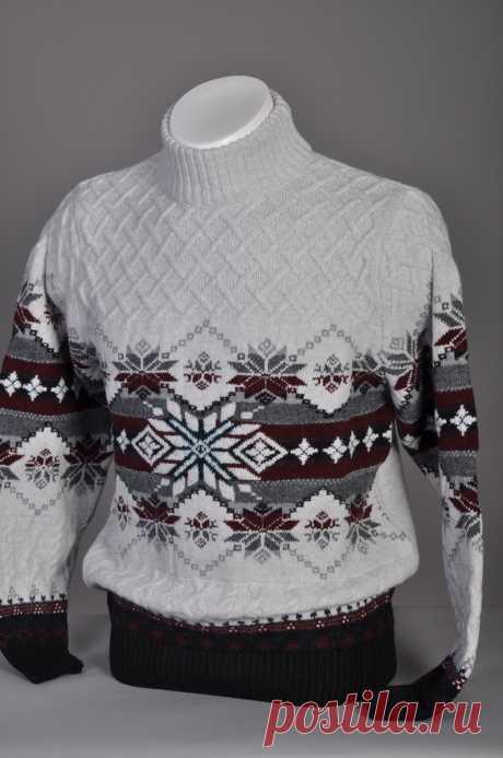 женские свитера с снежинками — Рамблер-Поиск