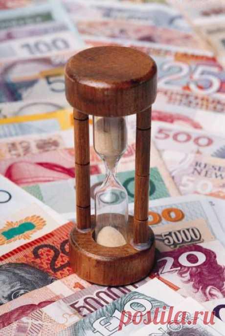Время более ценно, чем деньги. Вы можете получить больше денег, но вам не удастся увеличить отпущенное вам время.