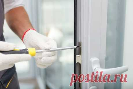 Как быстро и качественно отремонтировать пластиковые окна