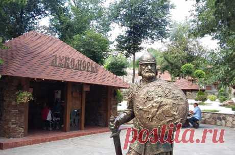 Парк Лога в хуторе Старая Станица - Парк Лога