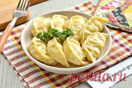 Научилась делась вареники с картошкой еще вкуснее. Теперь я их делаю на пару. Удивите своих родных! | Повар каждый день | Яндекс Дзен