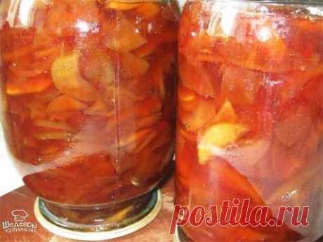 Варенье-пятиминутка из яблок  Ингредиенты: На 1 кг очищенных от сердцевины и кожицы яблок - 150—200 г сахара. Приготовление: Подготовленные яблоки нарезать на кусочки 1,5—2 см и засыпать сахаром. Оставить их на час, периодически …