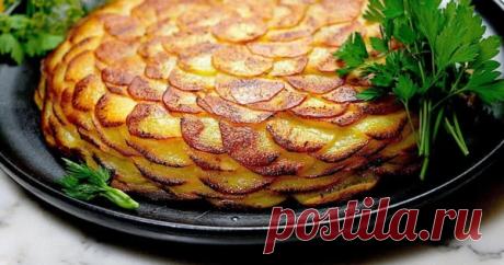 Картошка лучше нету, рецепт «Буланжер» от именитого Гордона Рамзи, попробуем приготовить. | Гоша. | Яндекс Дзен
