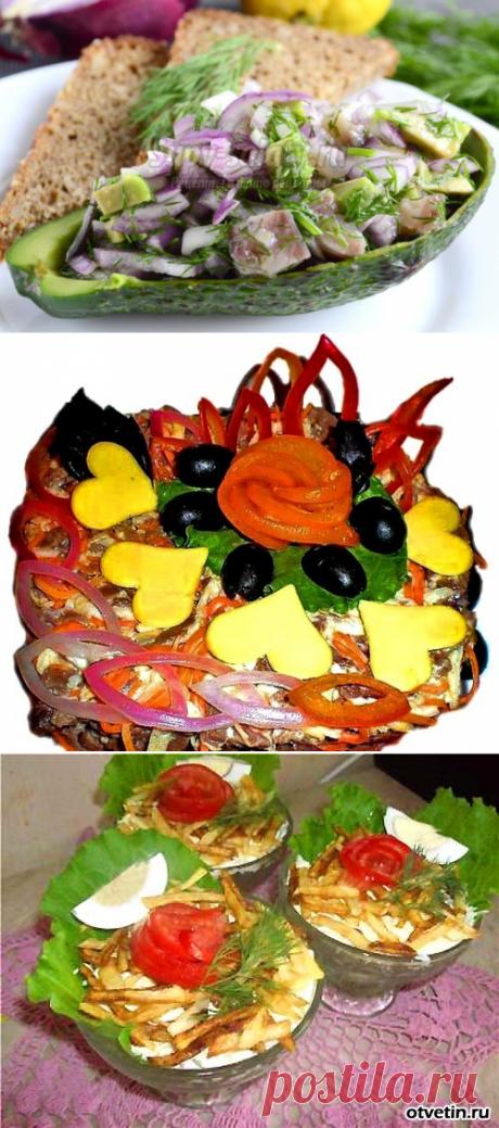 30 best salads on birthday