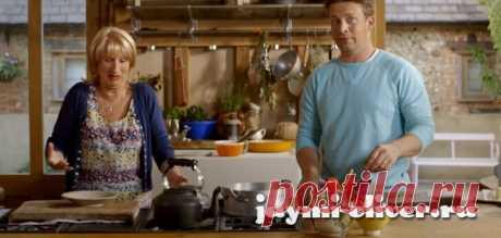 Los platos de casa con Dzheymi Oliverom. 1 temporada. 3 serie - mirar onlayn