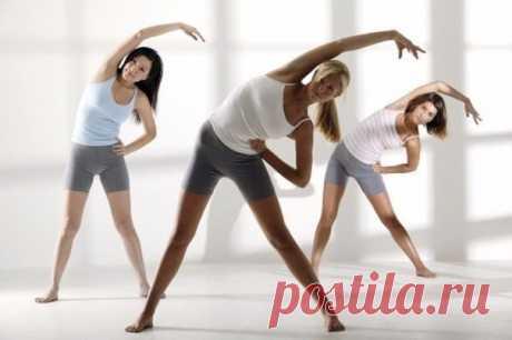 Выполняй эти 5 упражнений каждый день в течение месяца и твоя фигура будет идеальной!