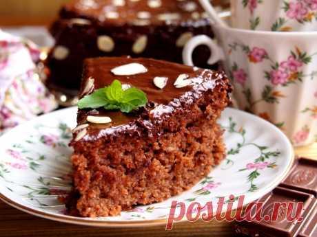 Шоколадно-банановый дрожжевой манник - Леди Mail.Ru