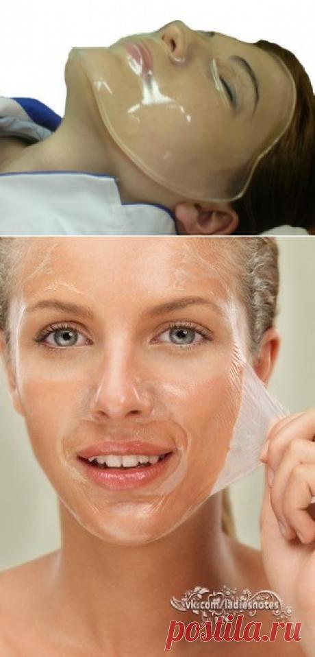 Желатиновые маски для лица: 10 лучших масок.. Обсуждение на LiveInternet - 1 2 3 4 5 6 7 8. Отбеливающая маска с лимоном 9. Маска от морщин