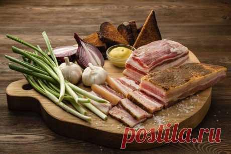 Солим вкусное САЛО: подборка из 11 рецептов   Кулинарные записки обо всём   Яндекс Дзен