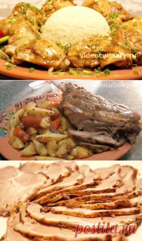 Вторые блюда – Более ста видео рецептов Бабушки Эммы