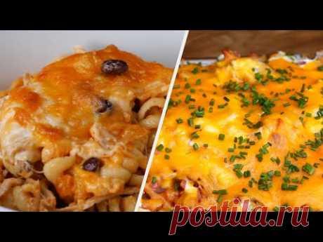 Hearty Casseroles To Prep On Sunday •Tasty