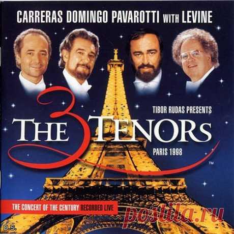 THE 3 TENORS LIVE IN PARIS.