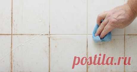 Отмывать стены в душе – это не самое приятное дело. Простой секрет поможет вам сделать это играючи. Блеск и чистота.