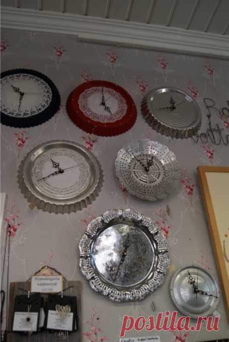 часы мз всего, что в доме завалялось