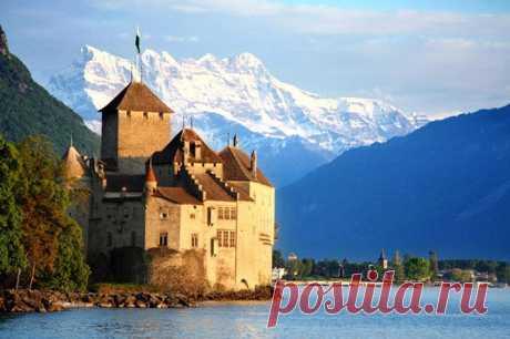 Топ-10 достопримечательностей Швейцарии / Туристический спутник