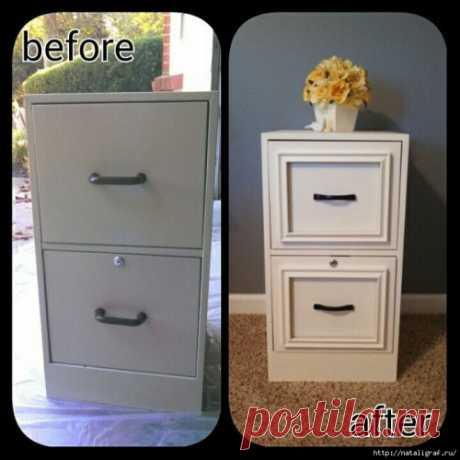 Мелочи, детали и советы по покраске и обновлению мебели