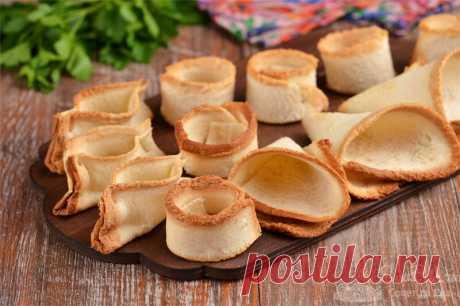 3 вида тарталеток из тостового хлеба   Совет да Еда   Яндекс Дзен
