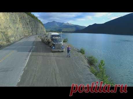 Дорога на Аляску. Большой выпуск.