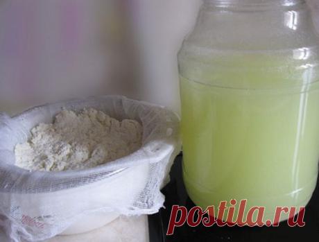 Молочная сыворотка- эликсир здоровья и красоты