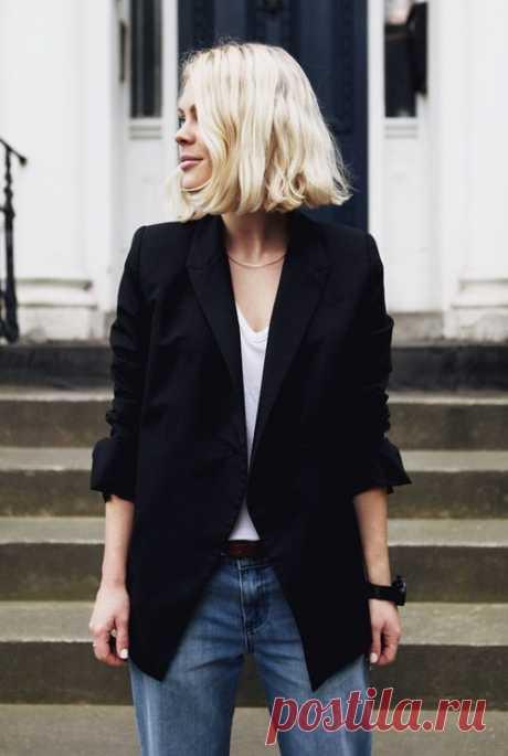 Парижский базовый гардероб: вещи – Woman & Delice
