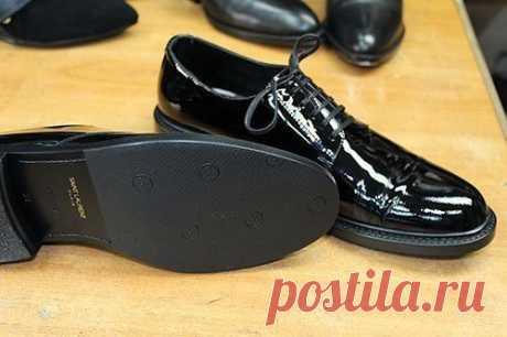 Идеальная полировка обуви. Простые хитрости. Гласаж - это полировка обуви вручную с помощью нехитрых приемов
