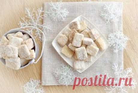 Печенье «Снежинка»   Сохрани себе рецепт   Ингредиенты:  Показать полностью…