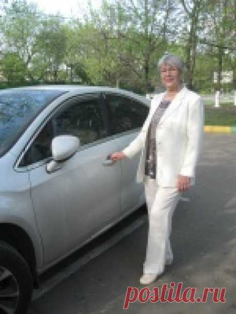 Галина Клочкова